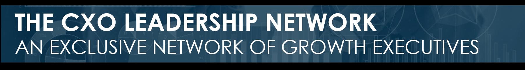 THE CXO LEADESHIIP NETWORK